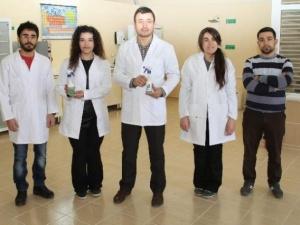 Bozok Üniversitesi İçilebilir Tablet Camsil Üretti